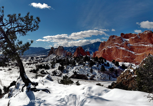 Garden of the Gods - Roxborough State Park