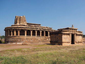 Aihole Archeological Park