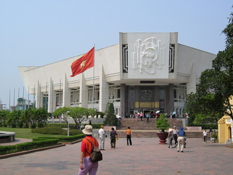 Ho Chi Minh-Museum