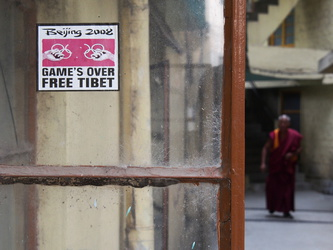 Game´s Over - Free Tibet
