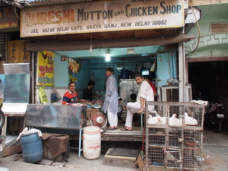 Mutton and Chicken Shop