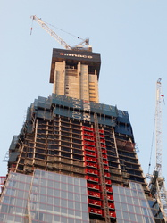 Baustelle - The Shard