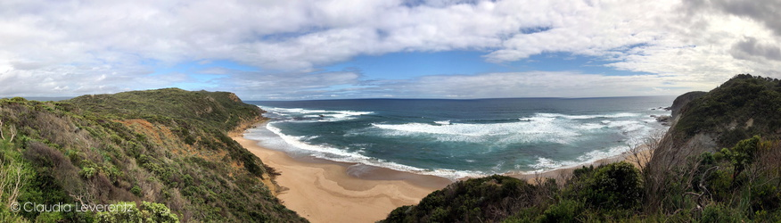 Great Ocean Road - Castle Cove Lookout