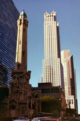 Chicago - Watertower
