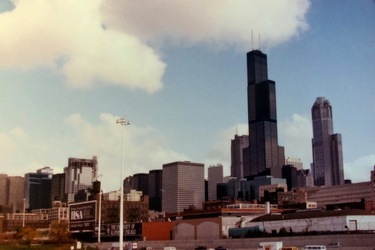 Chicago - Skyline mit Sears Tower