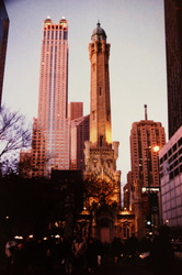 Chicago - Water Tower