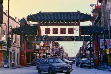 Chicago - China Town