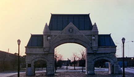 Chicago - Union Stock Yard Gate