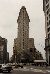 New York City - Flatiron Building