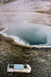 Yellowstone NP - Upper Geysir Basin
