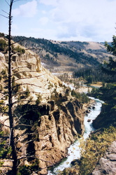 Yellowstone NP - Tower Fall
