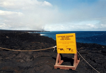 Big Island - Volcanoes NP