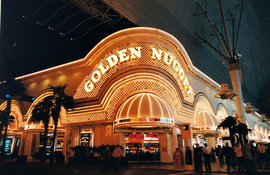 Las Vegas - Downtown - Golden Nugget