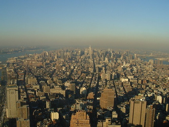 World Trade Center - Ausblick