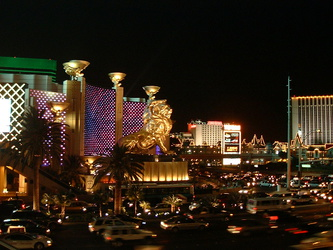 Las Vegas - MGM-Grand