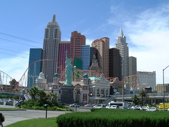 Las Vegas - New York, New York
