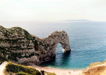 Durdle Door bei West Lulworth